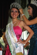 Yanett Areli Valle Arévalo Señorita Antigua 2011-2012