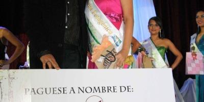 Premio de la Señorita Antigua 2011-2012