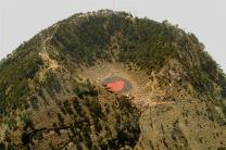 Evento, Subida por la Vida, Cráter del Volcán de Agua, La Antigua Guatemala