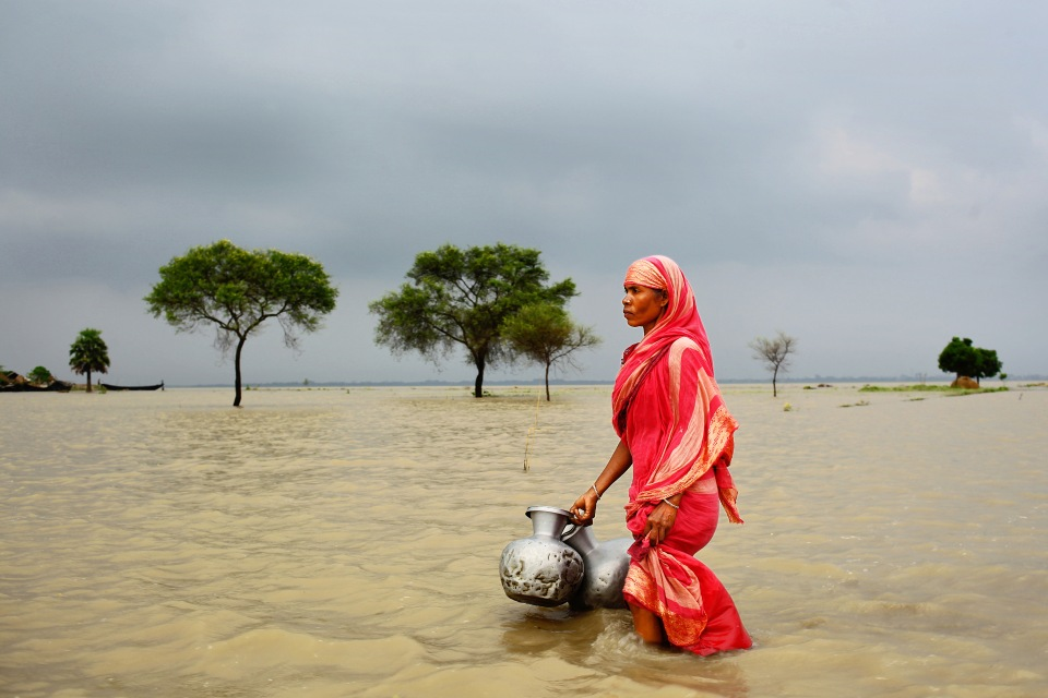 Climate Victim