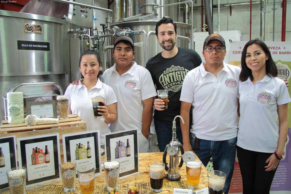 Antigua Cerveza