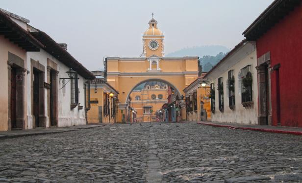 inguat-memozará-el-Arco-de-Santa-Catalina