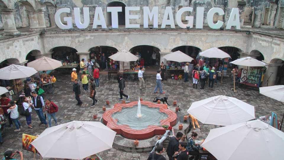 "primer festival de arte ""Guatemágica"""