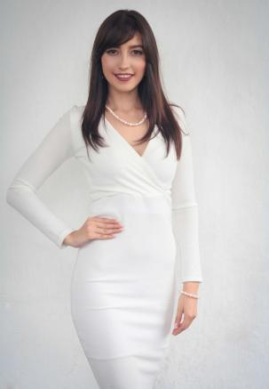 Andrea Alejandra Mendizabal Mendoza. (23 Años)