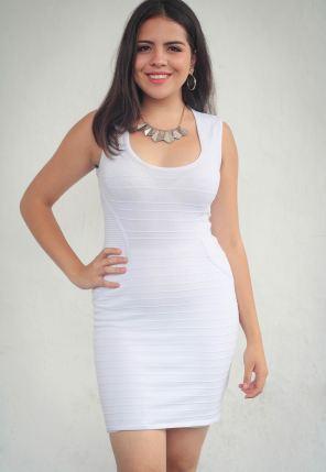 Fátima Romero Jiménez. (17 Años)