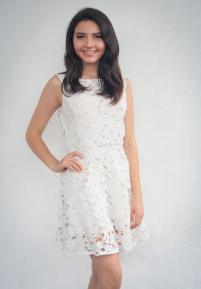 Sofía Sierra Ovalle. (17 Años)