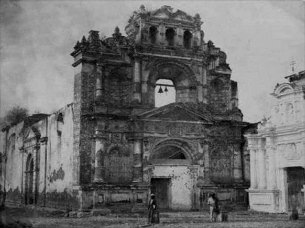 Iglesia de San Pedro, Antigua Guatemala