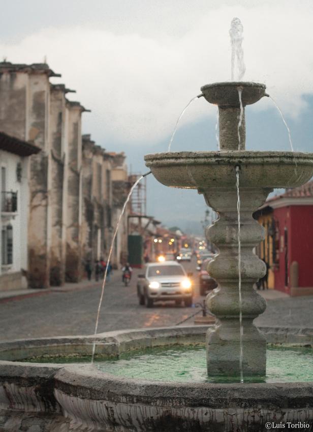Actividades del Histórico Barrio de La Concepción La Antigua Guatemala