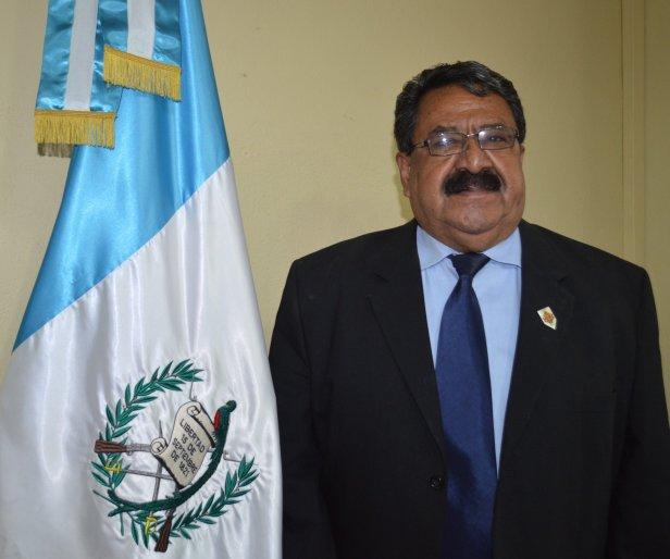 José Maximiliano Nájera Rodríguez fue asignado como nuevo Director Departamental de Educación de Sacatepéquez
