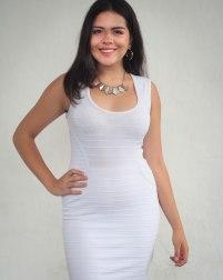 Fátima Romero, Candidata a Señorita Antigua 2018-2019
