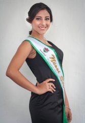Nissi Sagastume, Candidata a Señorita Antigua 2016-2017