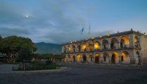 Palacio del Ayuntamiento de La Antigua Guatemala