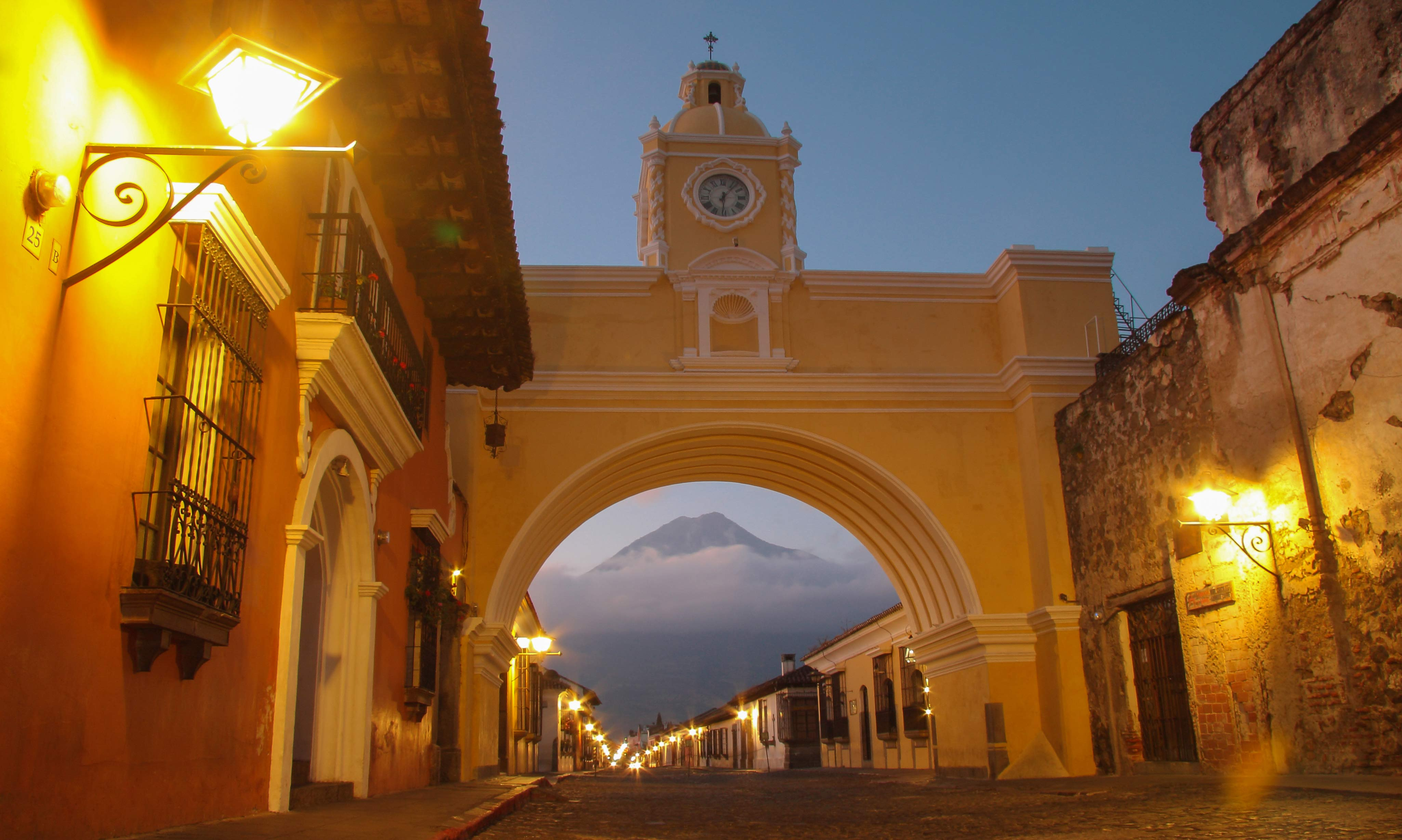 Calle del Arco. Foto Luis Toribio