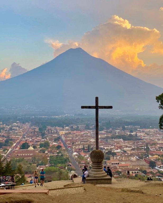 Foto @sfdogstar Cerro de La Cruz