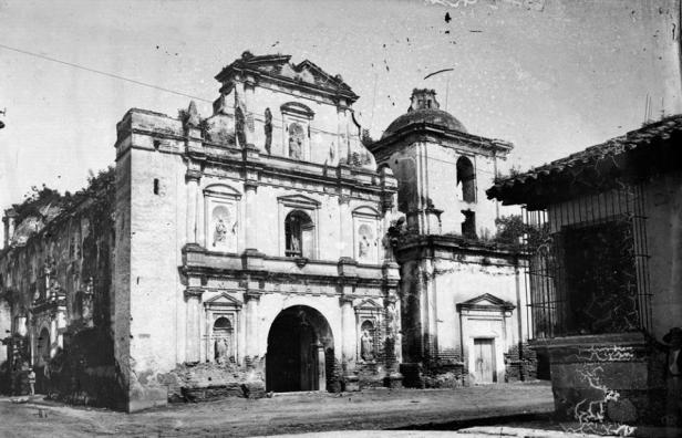 Iglesia de San Agustín Foto Juan José de Jesús Yas