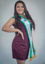 Nicole Morataya Méndez. 16 Años