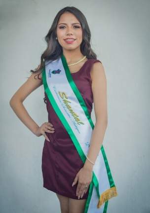 Shantal Dulce Fátima Navas Barrios. 18 Años