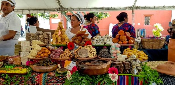 X Festival Gastronómico de Sacatepéquez