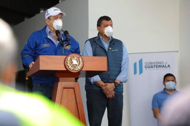 Guatemala en Toque de Queda. Foto AGN